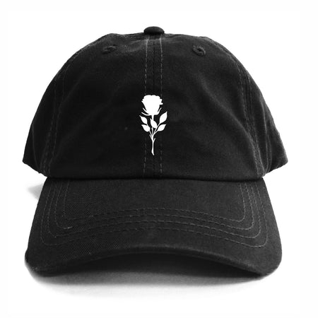 ROSE SILHOUETTE DAD HAT