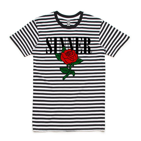 SINNER STRIPED TEE