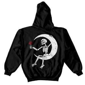 To The Moon Hoodie HOODIE yourstrulyco
