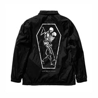 YOURS TRULY COFFIN COACH JACKET
