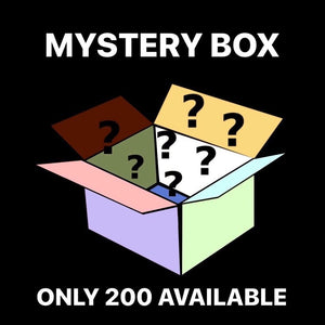 10 ITEM MYSTERY BOX (200 AVAILABLE) - Yours Truly Clothing