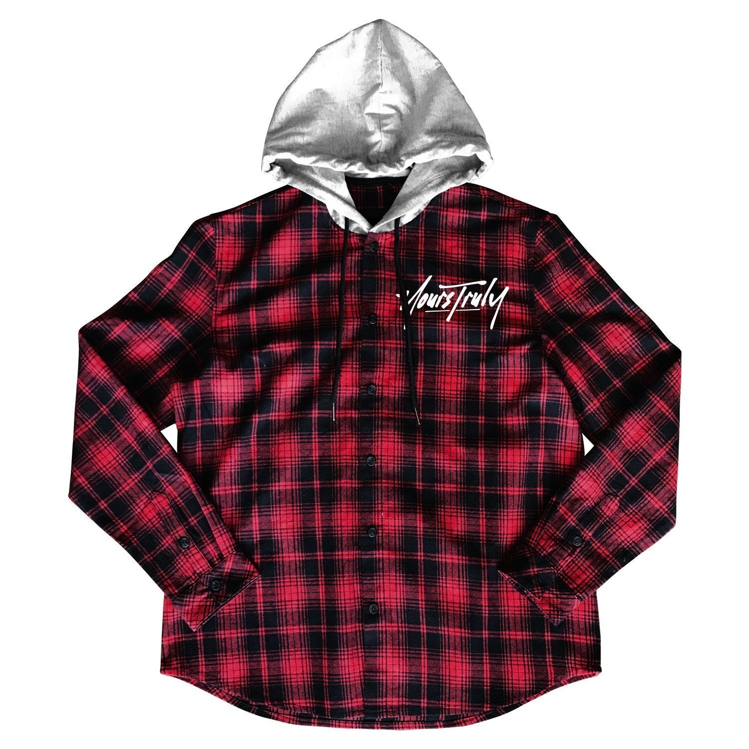 yours truly forever flannel red yourstrulyco