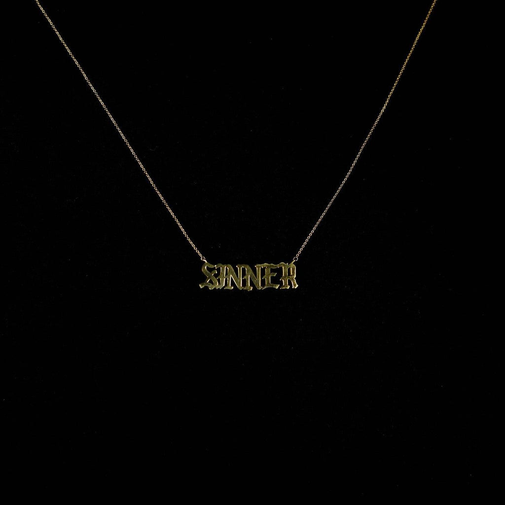 JEWELRY - SINNER GOLD CHAIN - WOMEN'S
