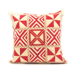 Red Throw Pillow Cover