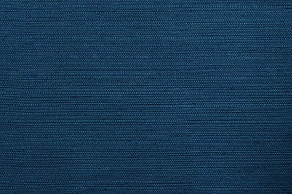 Custom Drapery - Textured Silk Blue