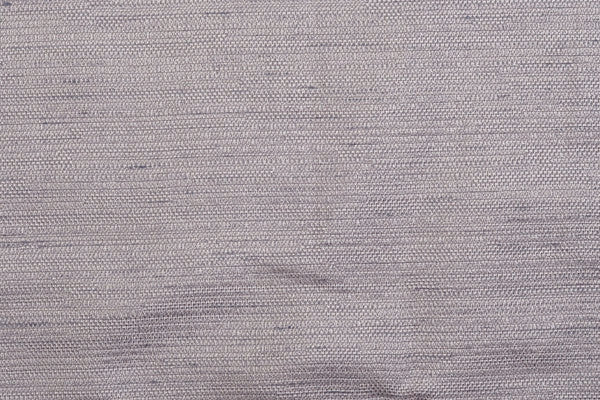 Custom Drapery - Textured Silk Gray