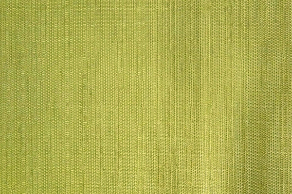 Custom Drapery - Textured Lime Green