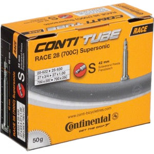 Continental Supersonic Presta Tubes