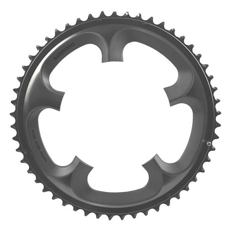 Shimano ULTEGRA FC-6700G, 53T CHAINRING, GREY