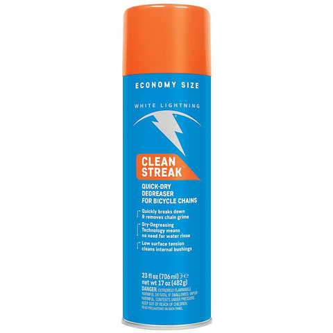 White Lightning Clean Streak Aerosol (680 ml)