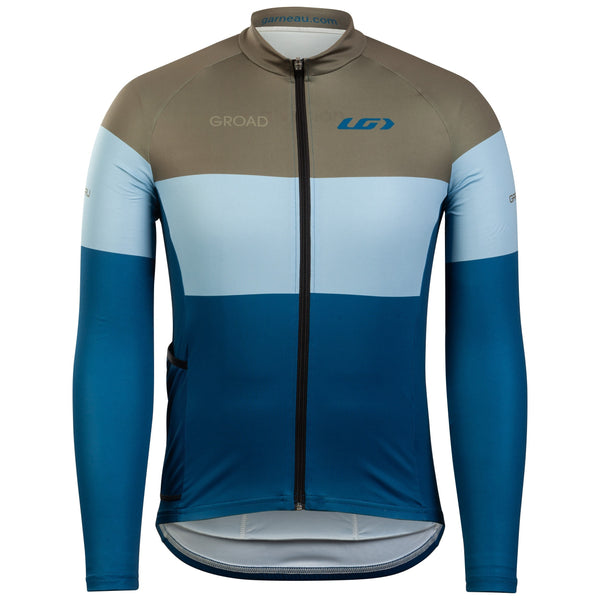 Louis Garneau Maillot manche longue Rugged