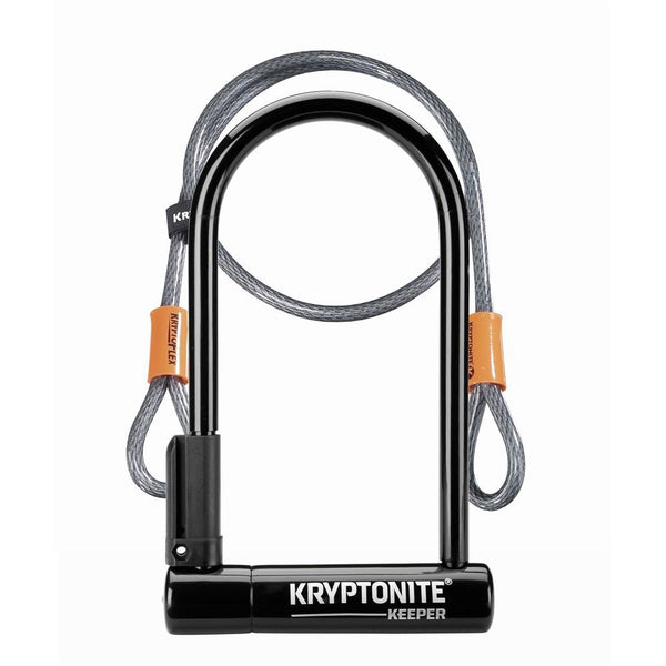 Kryptonite Keeper 12 + cable 4'