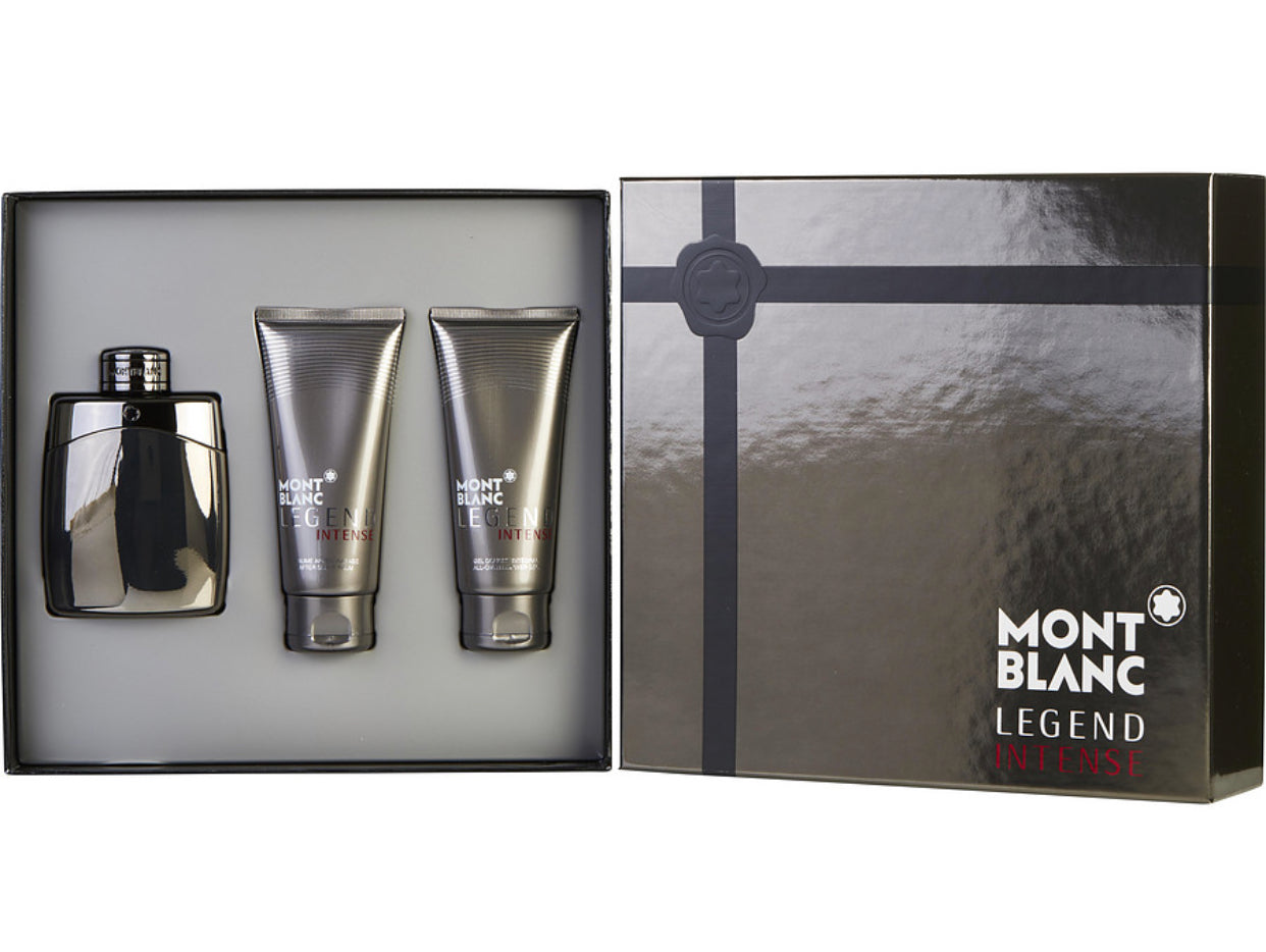 Mont Blanc Legend Intense Gift Set Fragrance Connect