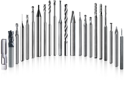 Solid Round Cutting Tool Line Up