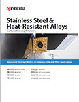 Stainless Steel & Heat-Resistant Alloys Brochure