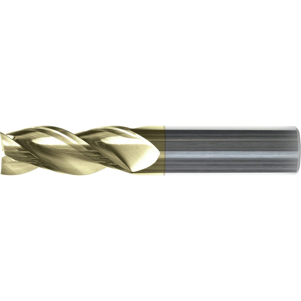 Kyocera 1770-5000.2250, ATLAS Solid Round High Performance Square End Mill