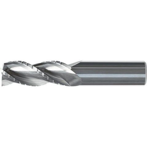 Kyocera 1780-1250.250, ATLAS Solid Round High Performance Rougher End Mill