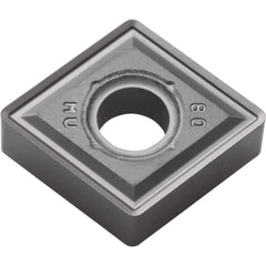 CNGG4305MU PR1310 Carbide Turning Insert for Heat-Resistant Alloys (10 Pieces) 0.0079 inch Corner Radius CNGG Insert Style 4305 Size Megacoat 80 Degrees Diamond