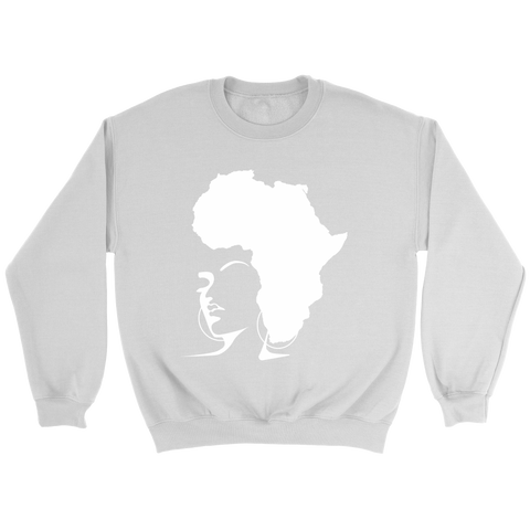 The Rooted Queen Crewneck Sweatshirt