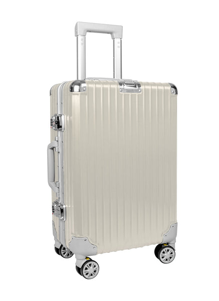 AB-509 Apricot Cabin Suitcase - Arbutus New York