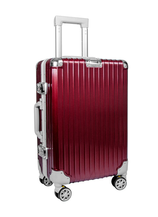 AB-518 Red Cabin Suitcase