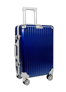 AB-521 Blue Cabin Suitcase - Arbutus New York