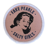 Salty Girls patch