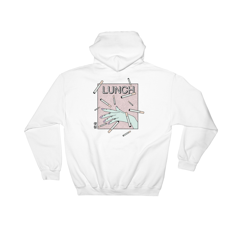 Lunch Darts Hoodie