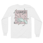 Lunch Darts long sleeve t-shirt (unisex)
