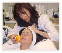 Orange Facial Beverly Hills