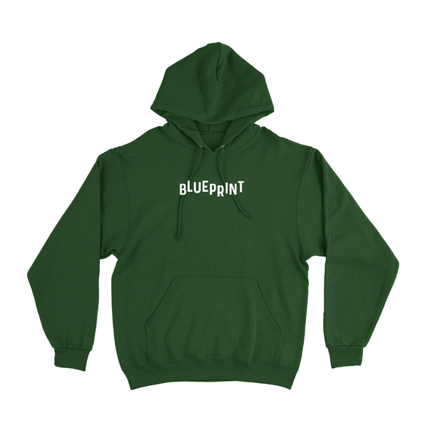 BP2019 - Thumb Hoodie - Forest