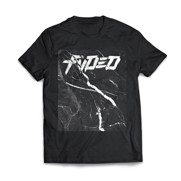 FVDED Marble T-Shirt Black