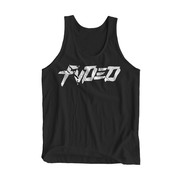 FVDED Marble Tank Black