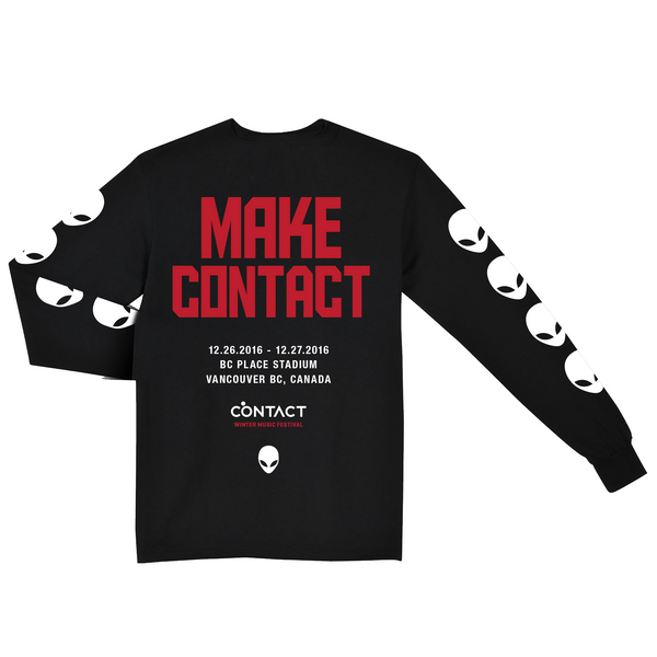 Make Contact 2016 Long Sleeve