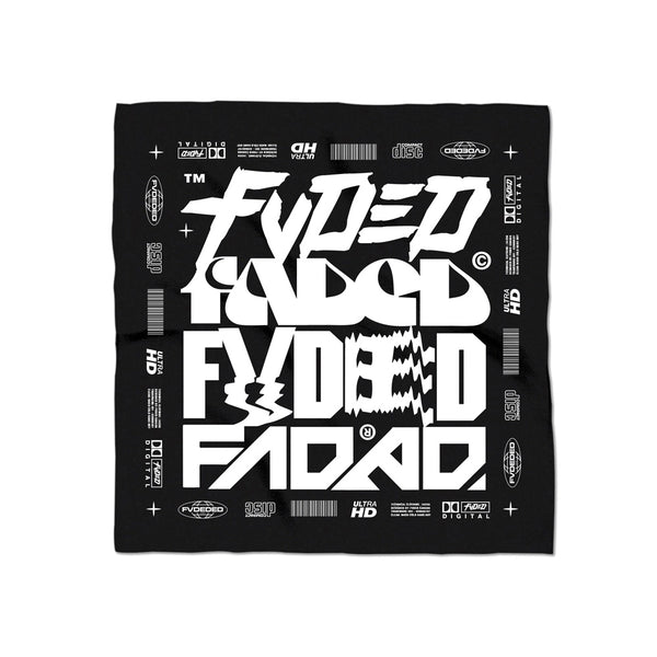 CONTACT 2019 X FVDED - Bandana