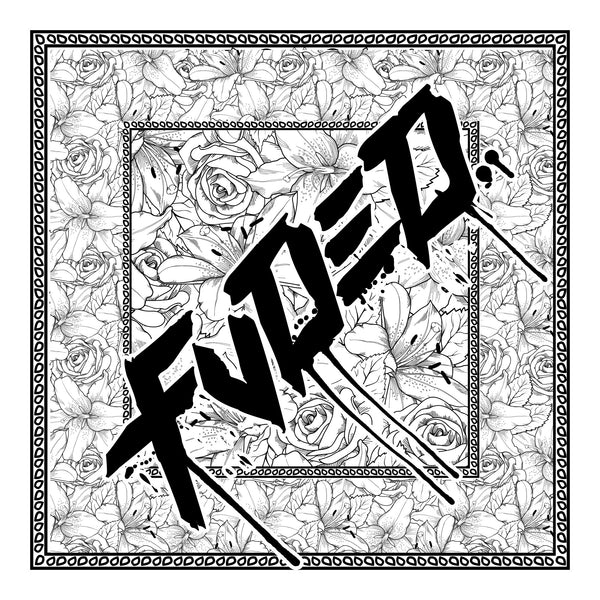 FVDED Bandana 2016 White