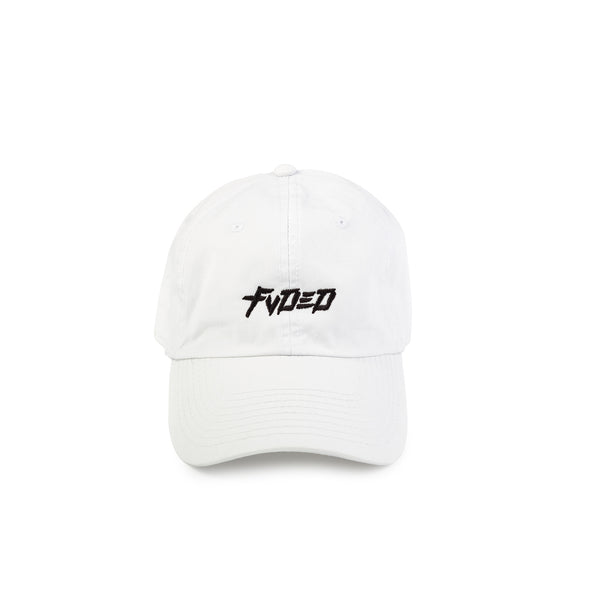 FVDED White Daddy Hat
