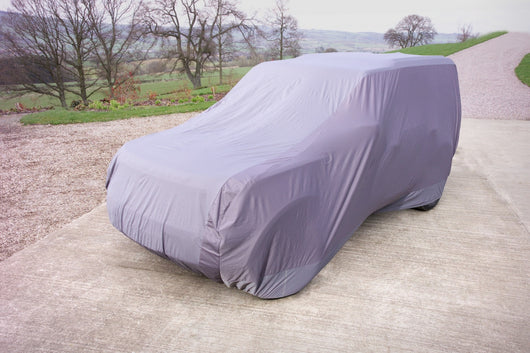 Land Rover Freelander Ultimate Outdoor Car Cover