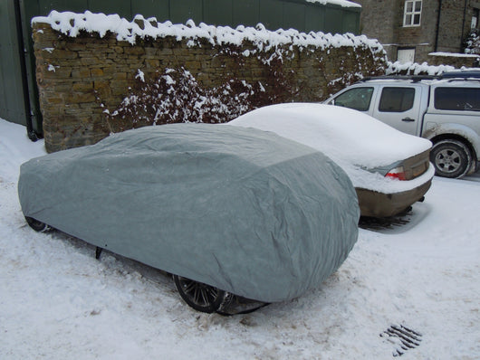 Nissan Micra Lightweight Breathable Outdoor Car Cover