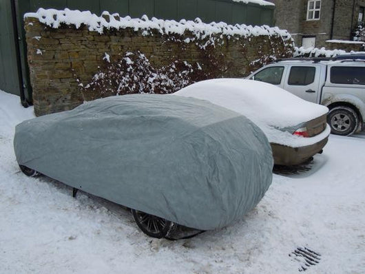 Mercedes-Benz A-Class Lightweight Breathable Outdoor Car Cover