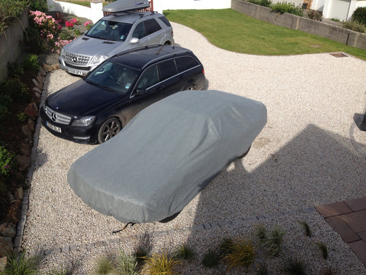 MG F / TF Lightweight Breathable Outdoor Car Cover