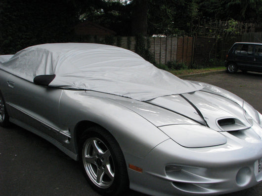 Honda NSX Waterproof Outdoor Half Car Cover