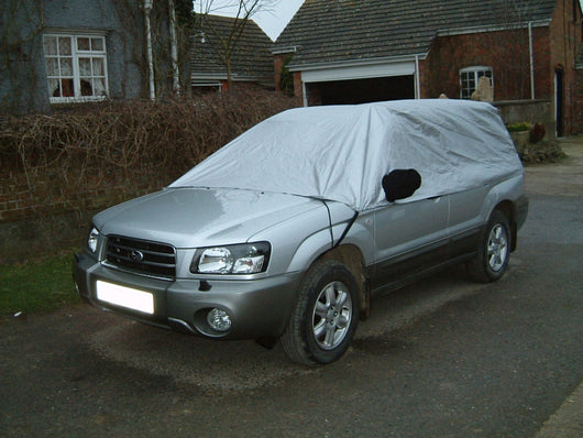 Range Rover Evoque Waterproof Outdoor Half Car Cover
