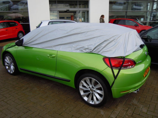 Honda CR-Z Waterproof Outdoor Half Car Cover