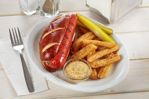 Beef - Coach Joe's All Natural Jumbo Beef Hotdogs -- (4) Packages Of (4) 1/4 Lb Per Package
