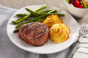 Beef - Coach Joe's Certified Angus Beef® 8 Oz Center Cut Filet Mignon (2 Box's Of 4 Per Box)