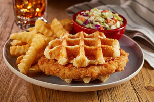 Waffles - Coach Joe's Southern Fried Chicken Waffle Stacker (24 Count)