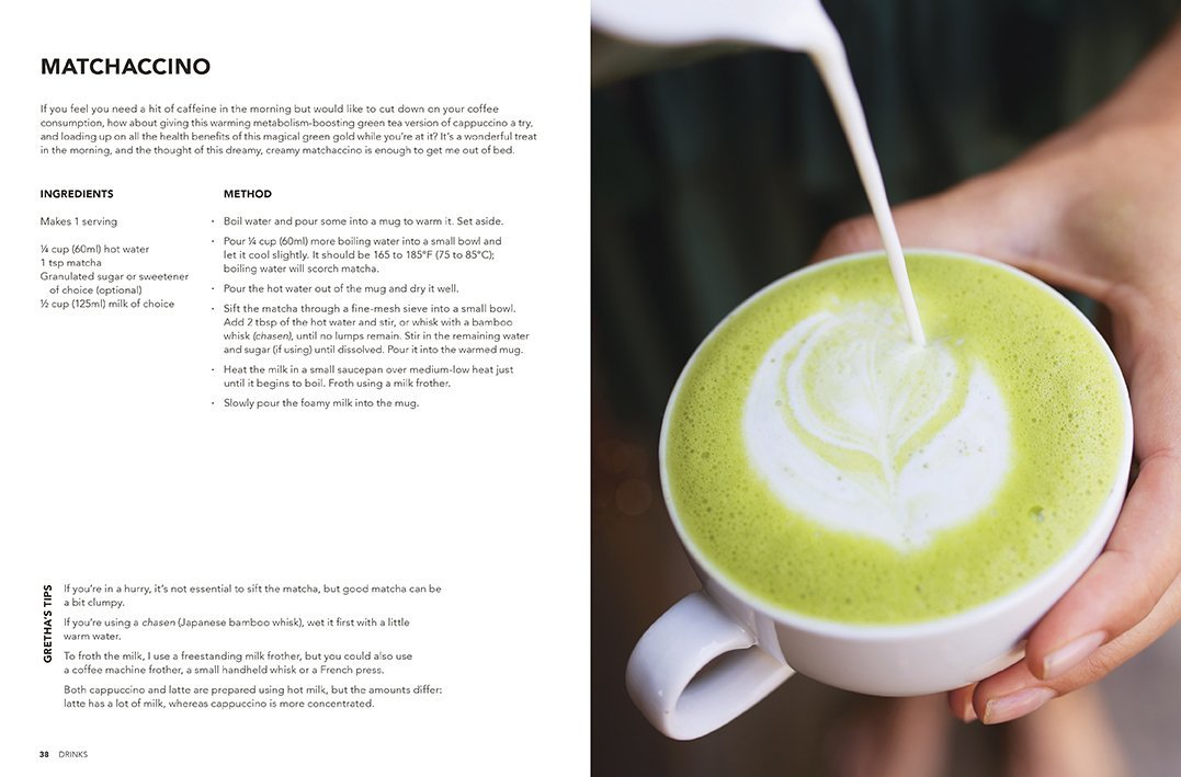 Matcha : The Cookbook, Greta Scholtz