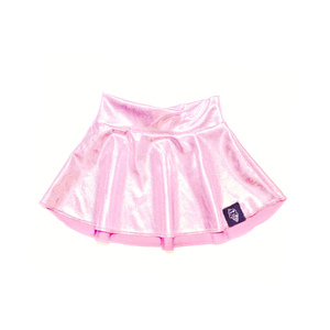 Pretty In Pink Skater Skirt