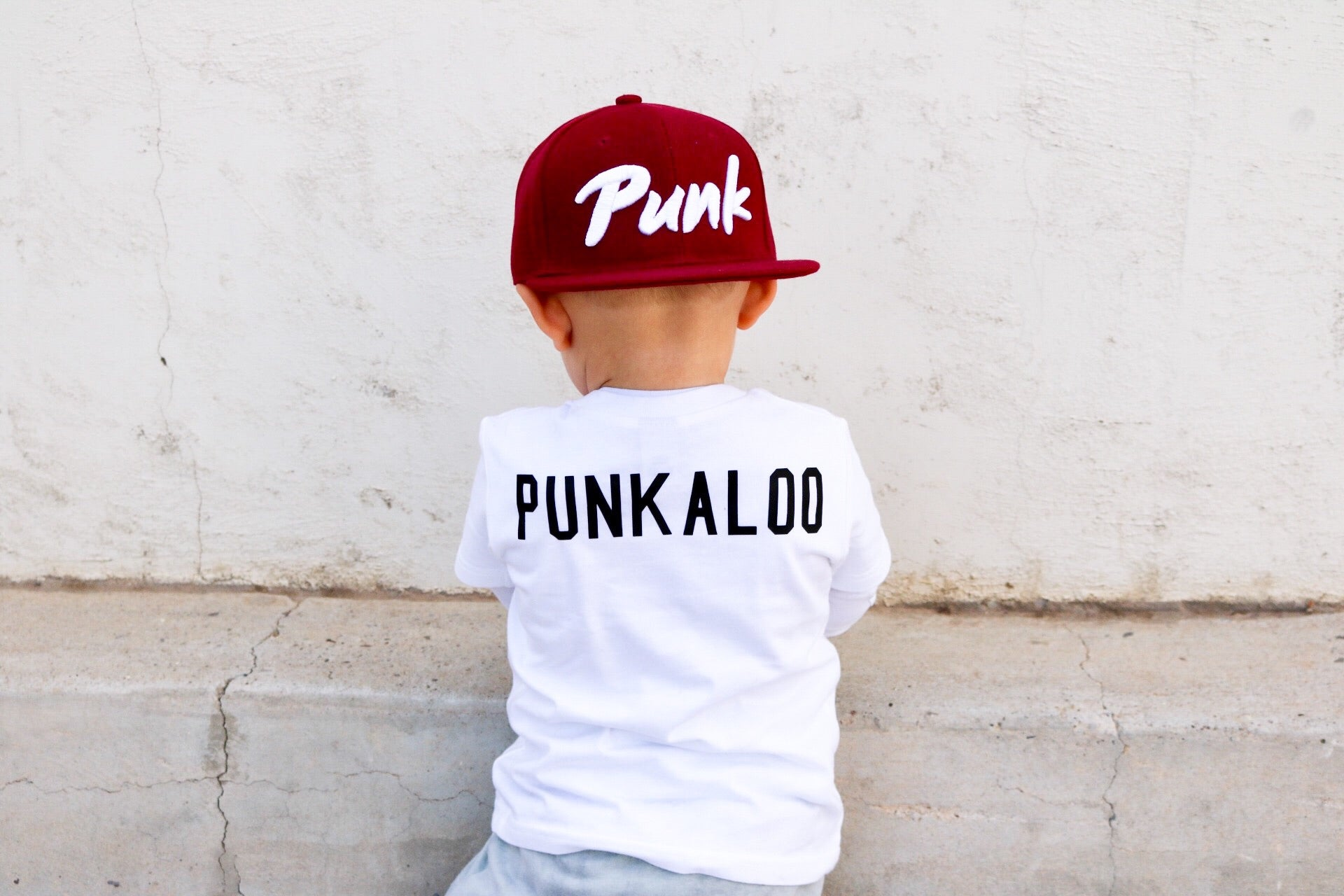 Punkaloo X  T-Shirt | White